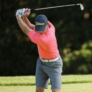 Men's Gray FootJoy FJ Golf Pants